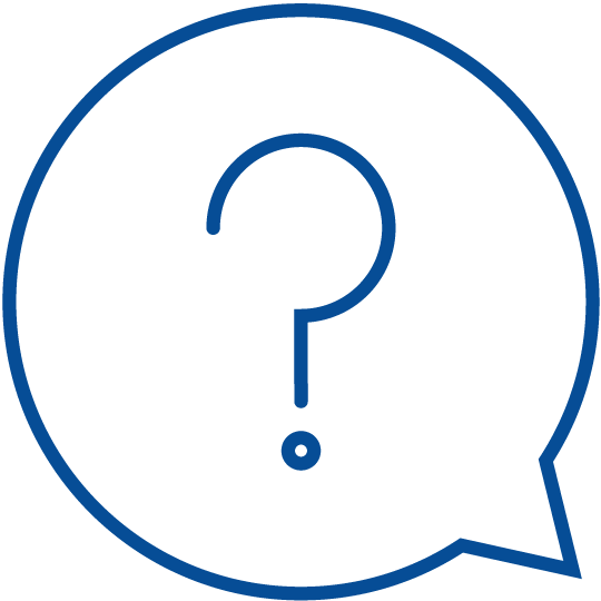faq questionmark icon